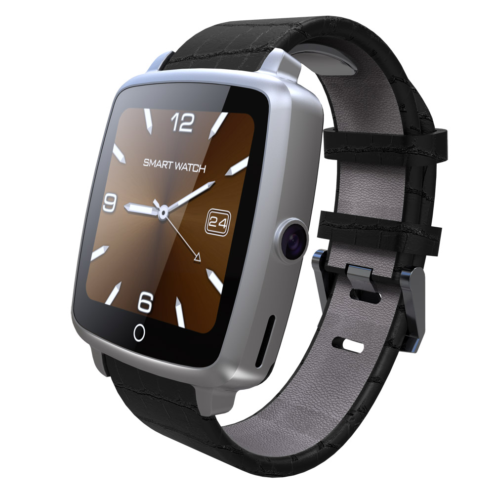 Fashion Bluetooth Smart Watch Wristwatch U11C Leather Strap Uwatch Smartwatch With SIM Bluetooth Connectivity for iPhone Xiaomi ux uwatch bluetooth 3d magsensor android iphone
