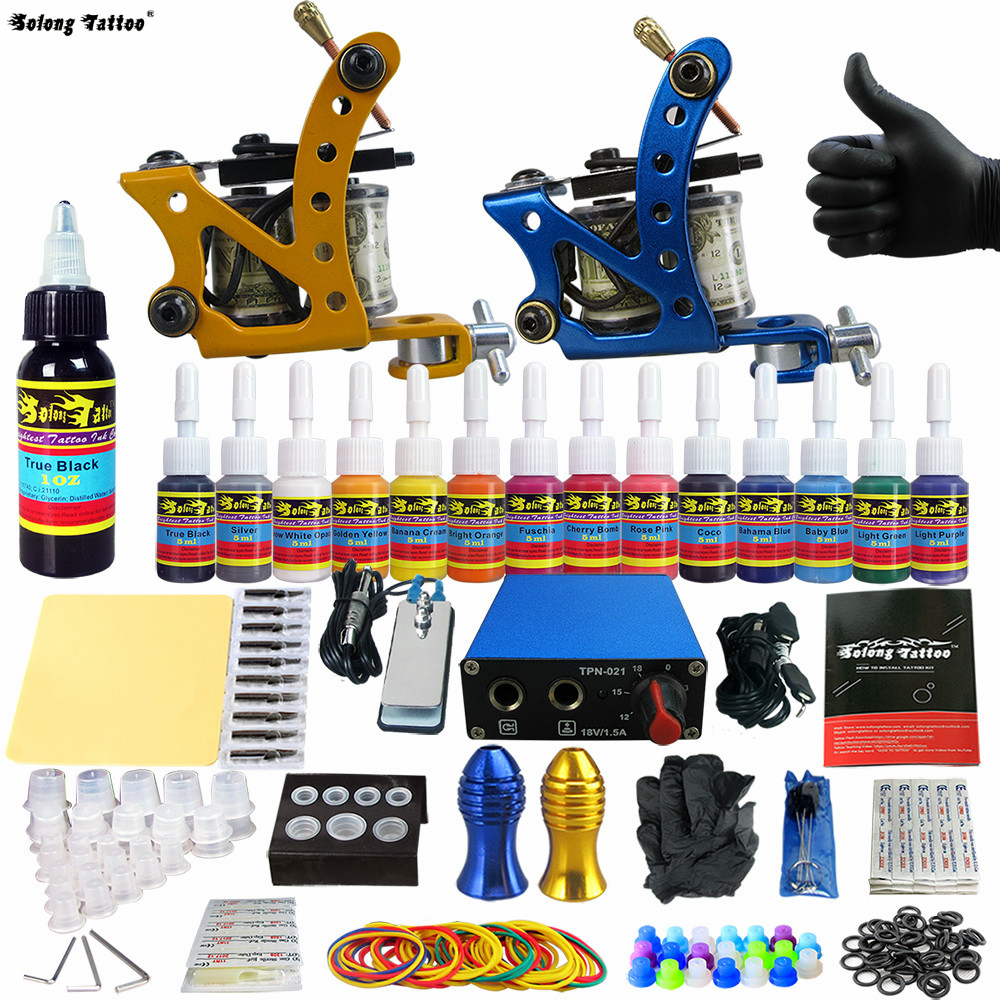 airbrush tattoo kit  TK203-37
