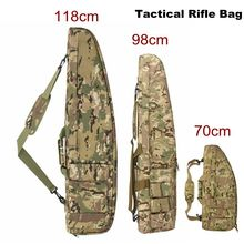 118 cm High Density Nylon Rifle Case Bag Tactical Military Airsoft Holster Gun bag Accessories Hunting Backpack