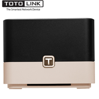 1PCS TOTOLINK T10 Whole Home Mesh Network Wireless AC1200 Dual Band Wi Fi Router High Speed