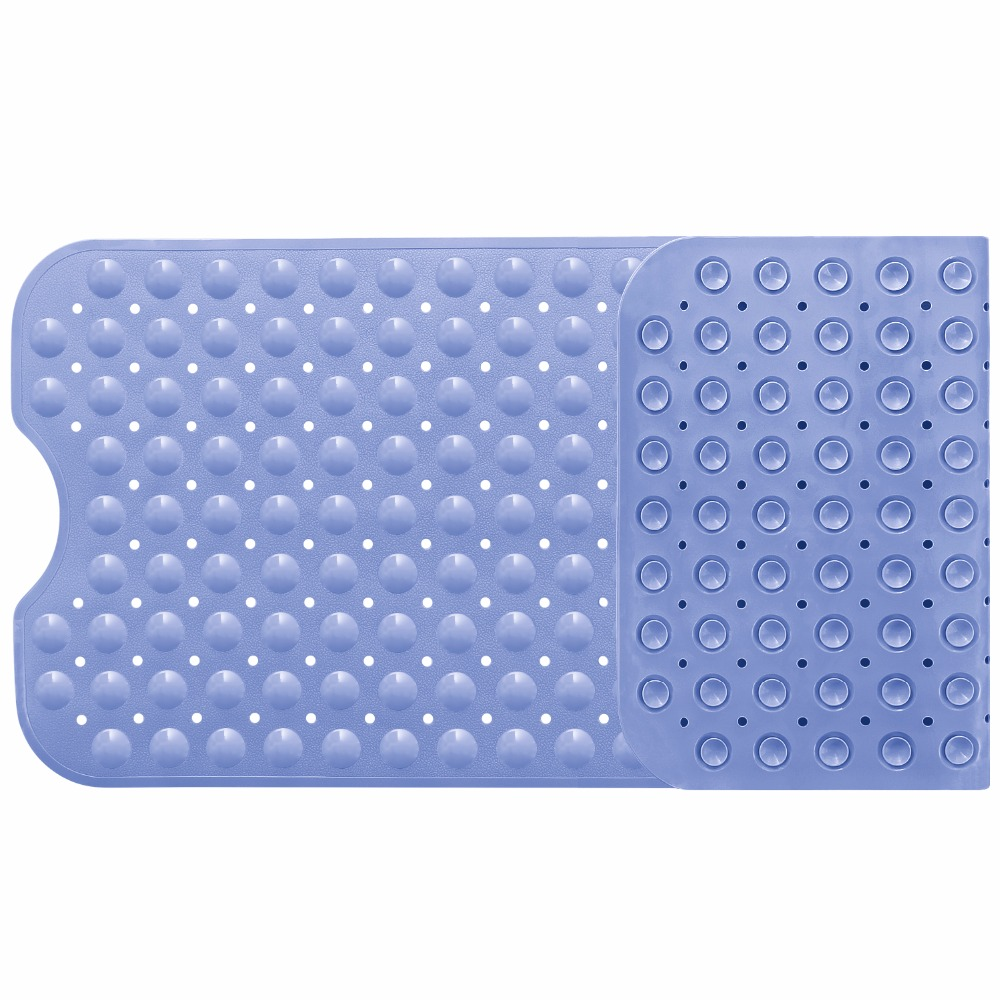 Non-Slip Bath Mats With Suction Cups - Decor Key