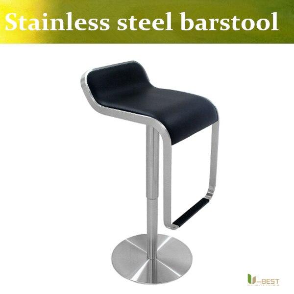U-BEST Lem piston bar stool ,LEM barstool PU IRON CHROME chair ,Swivel Bar Chair ,fashina stainless steel barstool changchai 4l68 engine parts the set of piston piston rings piston pins