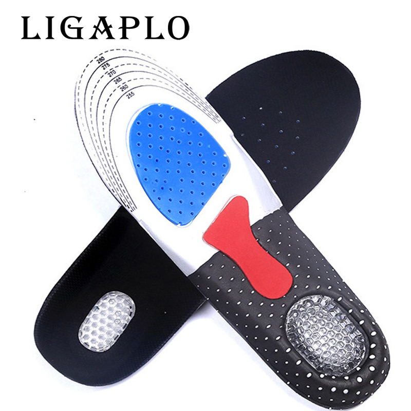factory Free Size Unisex Orthotic Arch Support Shoe Pad Sport Running Gel Insoles Insert Cushion for Men Women free shipping 2017 new 1pair s size unisex orthotic arch support sport shoe pad sport running gel insoles insert cushion for men women st1