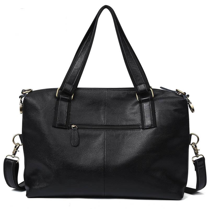 2019 Nuovo Autunno dei Nuovi Uomini di Arrivo Messenger Borse Di Lusso di Affari Casual Cross Body Bag sacchetto di Spalla del Sacchetto di Affari degli uomini valigetta - 2