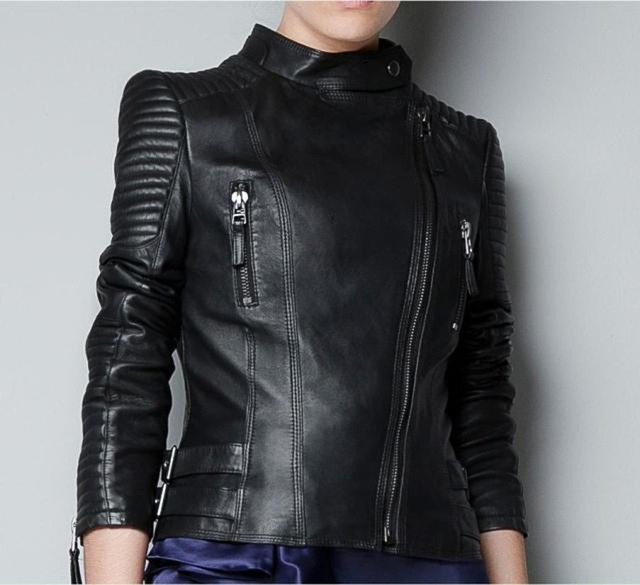 Short Sheep Leather Coat New Spring Long Sleeved Jacket Locomotive Slim Genuine Leather Jacket Women's Jackets And Coats