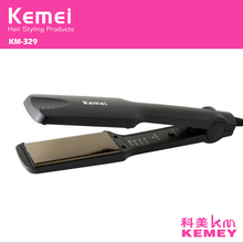 Camry hair straightening Iron straightener pranchas de cabelo curling irons styling tools chapinha professional ionic flat iron