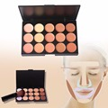 1PC 15 Colors Professional Waterproof Concealer Pallet Contour Pallet Women Foundation Facial Contouring Makeup Cream  Y2-5