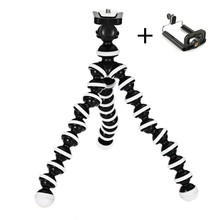 Octopus Mini Tripod Bracket Portable Flexible Smartphone Cli