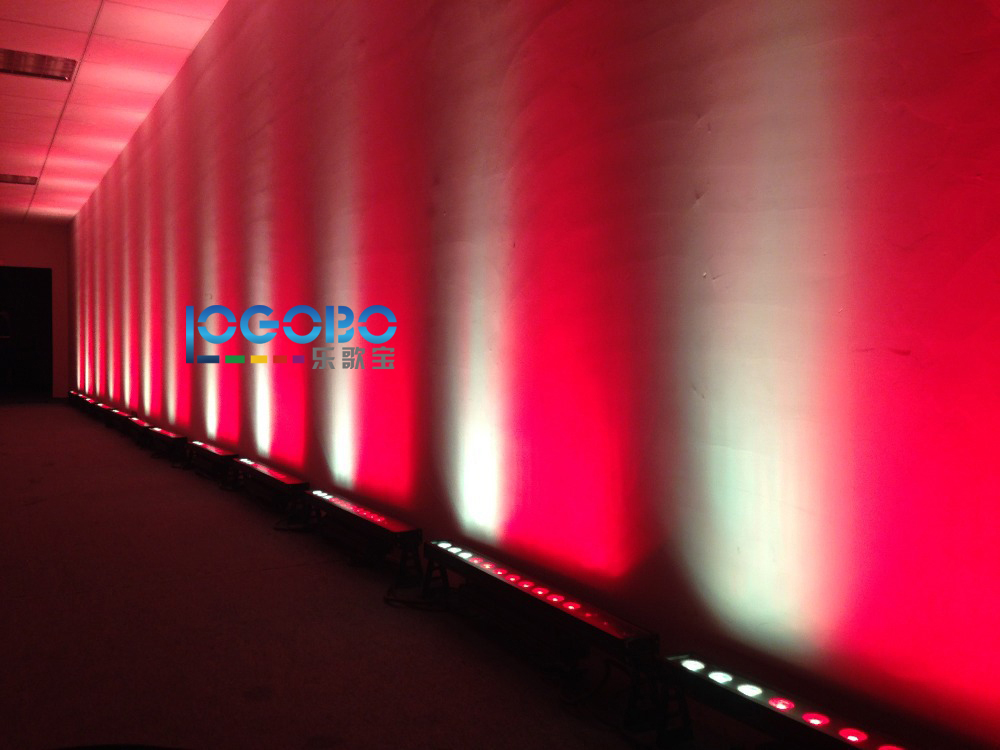 14x30 w RGBWA LED Bar DJ Up Verlichting voor Bruiloften Bistro ...