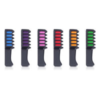 Hair Mascara New Design Crayons for Hair Color Chalk Temporary Hair Dye With Hair Comb