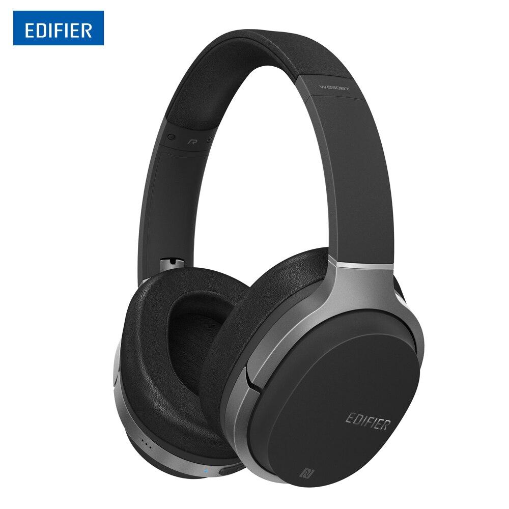 Edifier W830BT Bluetooth Headphones Deep Bass Wireless ...