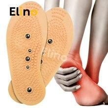 Elino Магнитная терапия стельки резиновый магнит массаж ног