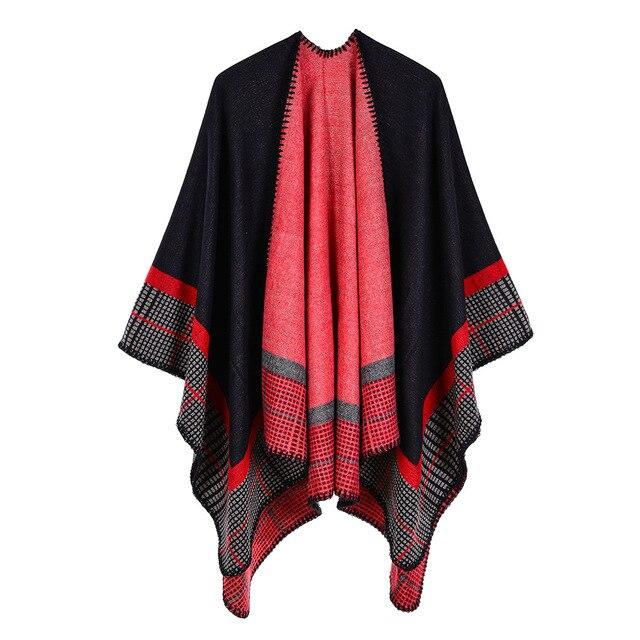 Ladies Winter Scarf Blanket...