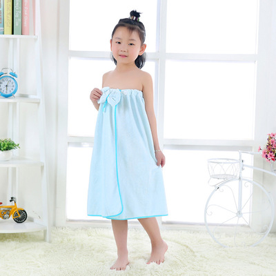 Bow 60 120CM Children Cartoon Baby Bath Towel Bathrobe Cotton Infant Kids Bathing Wrap Toddler Kids Gifts Blanket Washcloth in Quilts from Mother Kids