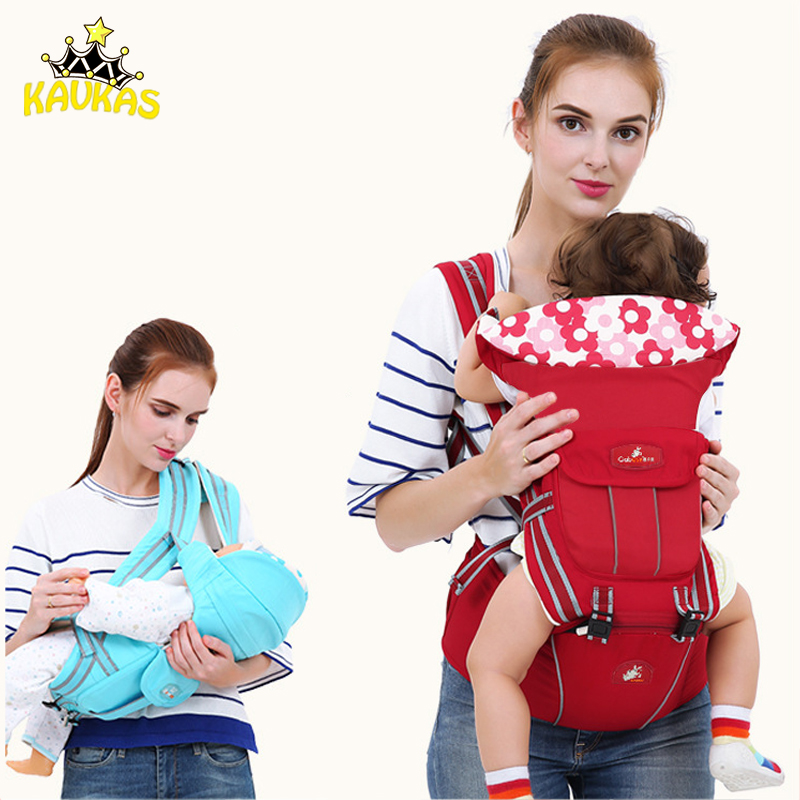 OLN 0 48 Months Baby Carrier Multifunctional Front Facing Baby Carrier Infant Bebes Sling Backpack Pouch