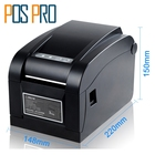 ITPP030 High Quality 80mm Thermal Barcode Label Printer USB Port Compatiable ESC/POS