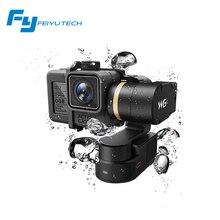 Feiyutech Новый WG2 переносной водонепроницаемый Gimbal для GoPro 4/5/сессии и связанных размер камеры