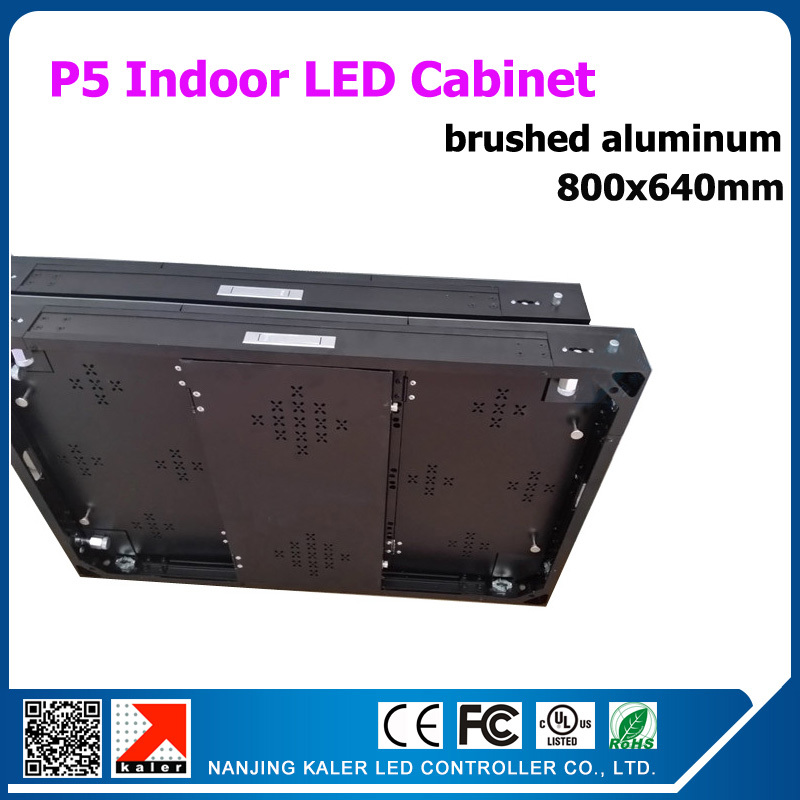 TEEHO 800x640mm Aluminum LED Display Cabinet Profile/ Outline 800x640mm P5 LED Video Display Billboard for Business, Live ShowTEEHO 800x640mm Aluminum LED Display Cabinet Profile/ Outline 800x640mm P5 LED Video Display Billboard for Business, Live Show