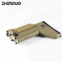 ZhenDuo Toys Shell Housing Kit Gearbox Magazine JinMing SCAR V2 Gel Ball Blaster Mag-fed Toy Gun Original Accessories Outdoor