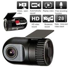 ANSHILONG Mini 1080P Car DVR Video Recorder Car Black Box with G-sensor 16G TF Card Sudden Event Triggered Recording Function