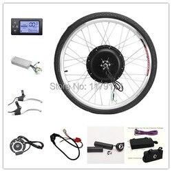 """Darmowa dostawa! 48v1000w zestaw do konwersji roweru elektrycznego z wyświetlaczem LCD  zestaw rowerowy do 20 """"24"""" 26 """"700C 28"""" 29"""" w Silniki do rowerów elektrycznych od Sport i rozrywka na"""