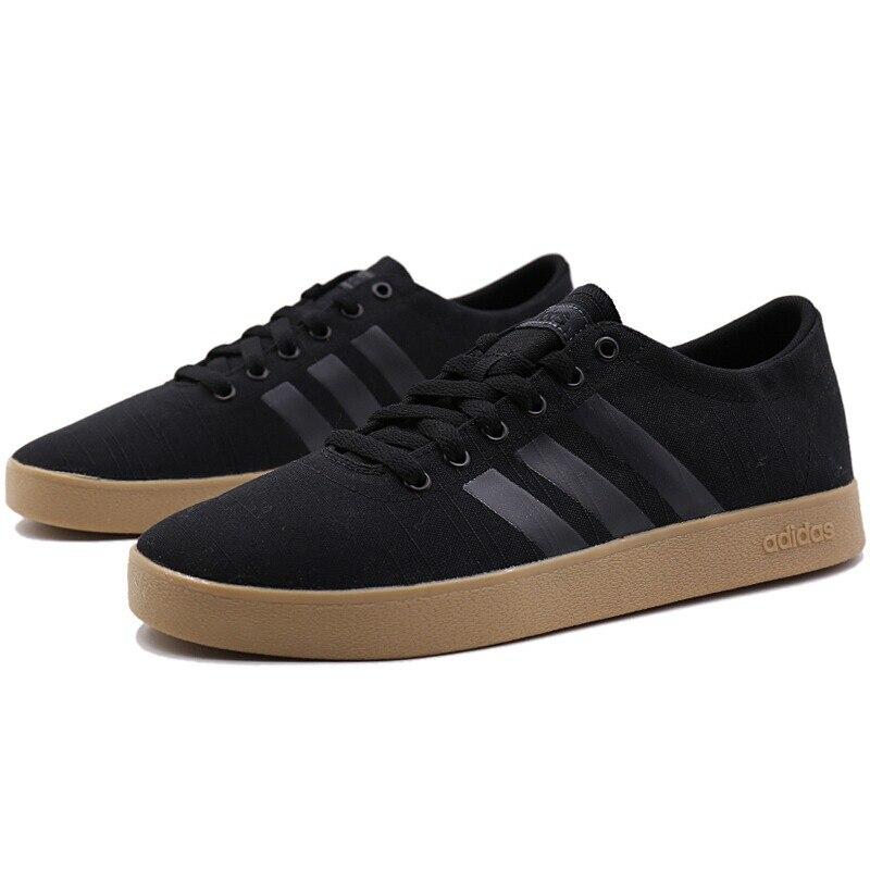 US $70.98 22% OFF|Oryginalny nowy nabytek 2018 Adidas NEO etykiety łatwe VULC męskie buty na deskorolkę trampki w Skateboarding od Sport i rozrywka na