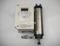 Fresagem CNC ER11 eixo 800 w água de resfriamento spindle motor + 1.5KW inversor|spindle cooling|spindle motor for cnc|spindle motor -