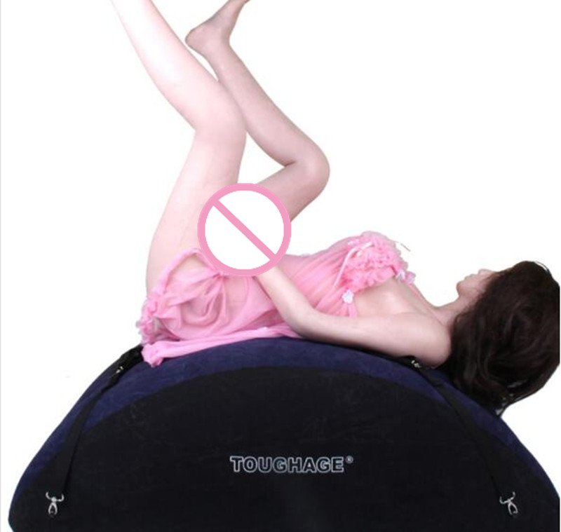 TOUGHAGE New Swaying Inflatable Sex furniture adult bdsm Sex sofa chair pillow for sex Couple Sex love cushion swing furniture