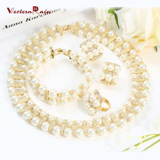 Aliexpress.com : Buy Classic Wedding Pearl Necklace ...