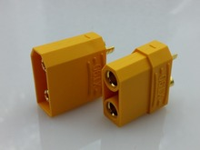 Позолоченные XT90 разъем разъем Батареи XT90 зажигания XT90 разъем для RC Батареи 1 пара