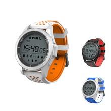 F3 sport smartwatch ip68 waterproof wrist wearable device with alarm clock message/call reminder sleep tracker VS ex16 ex18 ex36