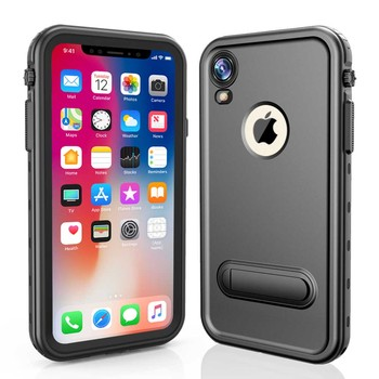 Cases iPhone XR Waterproof Black