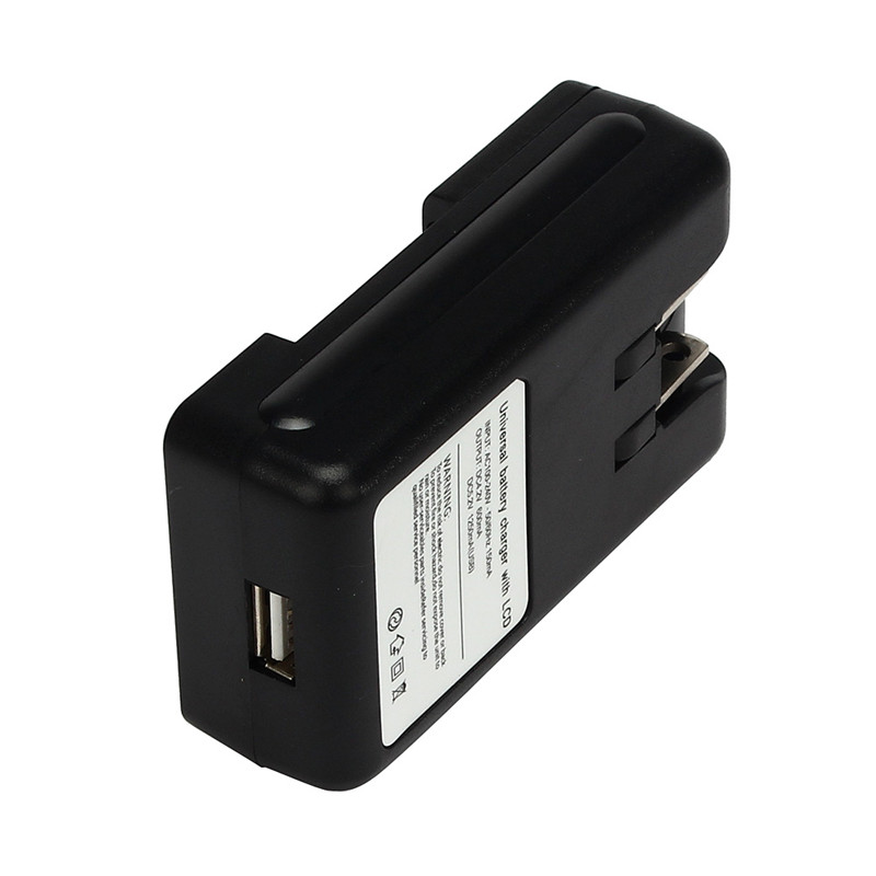 2017 New Mobile Universal Battery Charger USB Port For Smartphone Battery Wholesale Price High Quality Hot