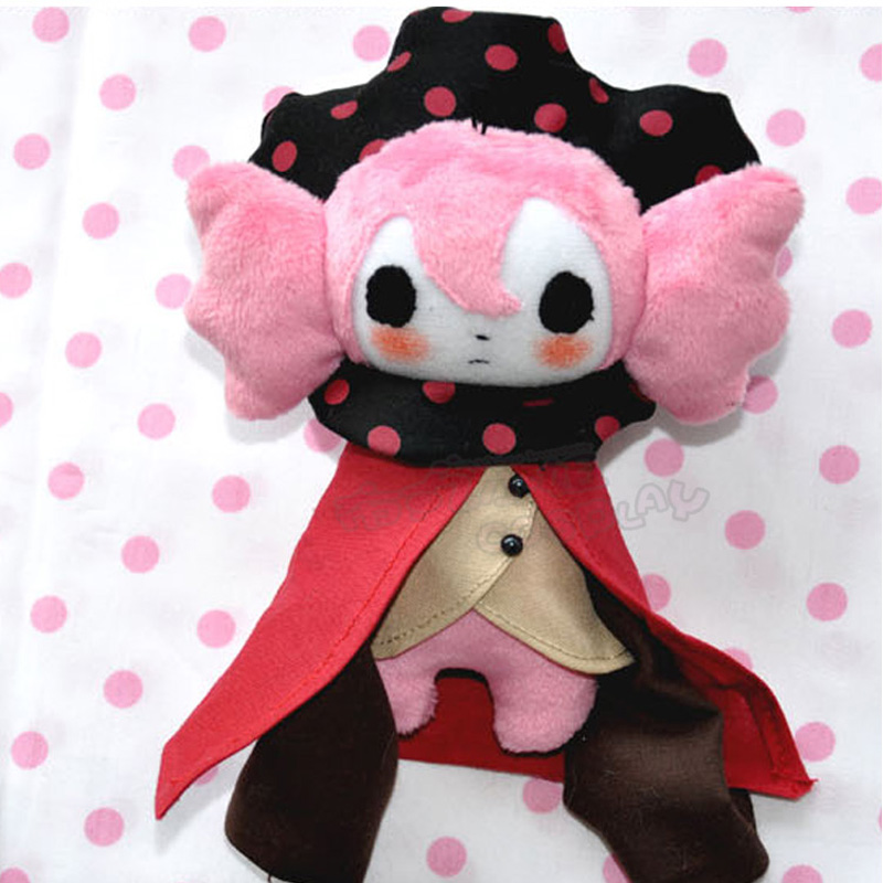 Anime Puella Magi Madoka Magica Plush Doll cosplay Charlotte pillow Stuffed & Plush Cartoon Doll for gift