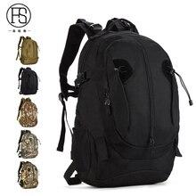 New ! Men Nylon Tactical Backpack Hunting Hiking Outdoor Sport Bag Rucksacks Military Travel Backpack Bag