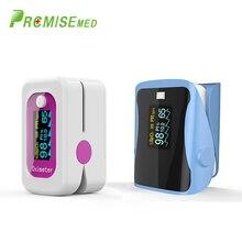 PROMISE  M160+F9S Household Health Monitors Finger Pulse Oximeter ABS Silicone Sensor Equipment Pulsioximetro