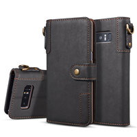 SFor Samsung Galaxy Note 8 Case Luxury Flip Cover For Coque Samsung Note 8 Duos N950F