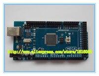 Freeshipping Mega 2560 R3 Mega2560 REV3 ATmega2560 16AU Board USB NO LOGO Cable Compatible For Arduino