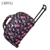 Waterproof Luggage Bag Thick Style Rolling Suitcase Trolley Luggage Unisex Travel Bags Suitcase With Wheel Travel accessories