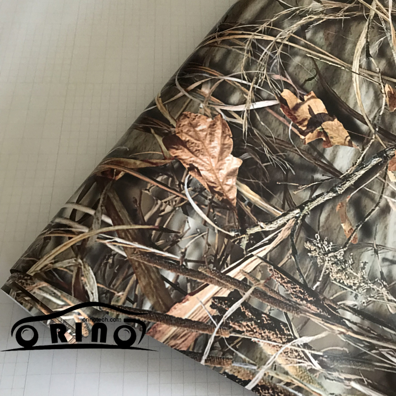 Image 4 - ORINO Film For Wrapping Self adhesive Realtree Gun Wrap Camo REALTREE Vinyl Film With Air Bubble Free Car Sticker Decal-in Car Stickers from Automobiles & Motorcycles