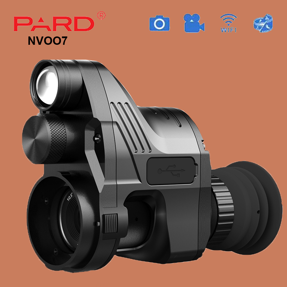 4 prong night vision venn and carroll diagrams ks2 worksheets pard nv007 digital hunting scope cameras wifi optics telesopes 5w ir infrared 200m range riflescope day