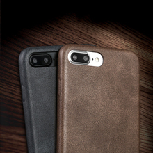 iPhone X Case Vintage Cowboy Leather Case For iPhone 8, 7, 7 Plus & 6, 6S