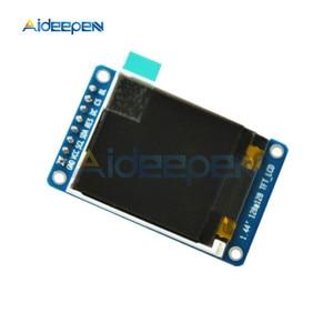 Image 5 - 0.96/1.3/1.44/1.8 pollici LCD Full Color Modulo Display IPS TFT SPI 80X160 240X240 128X128 128X160 Kit FAI DA TE ST7735/ST7789 Unità IC