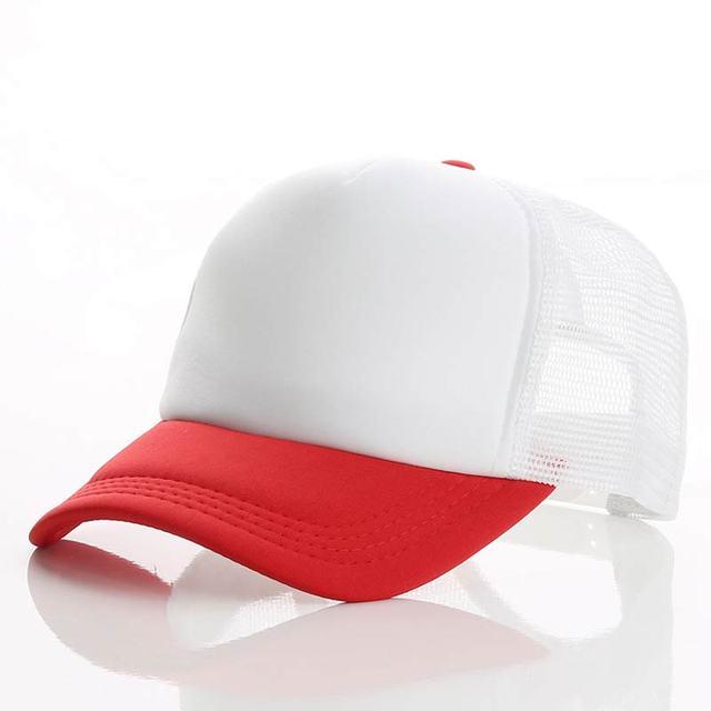 Red white white Baseball net 5c64f225d8786