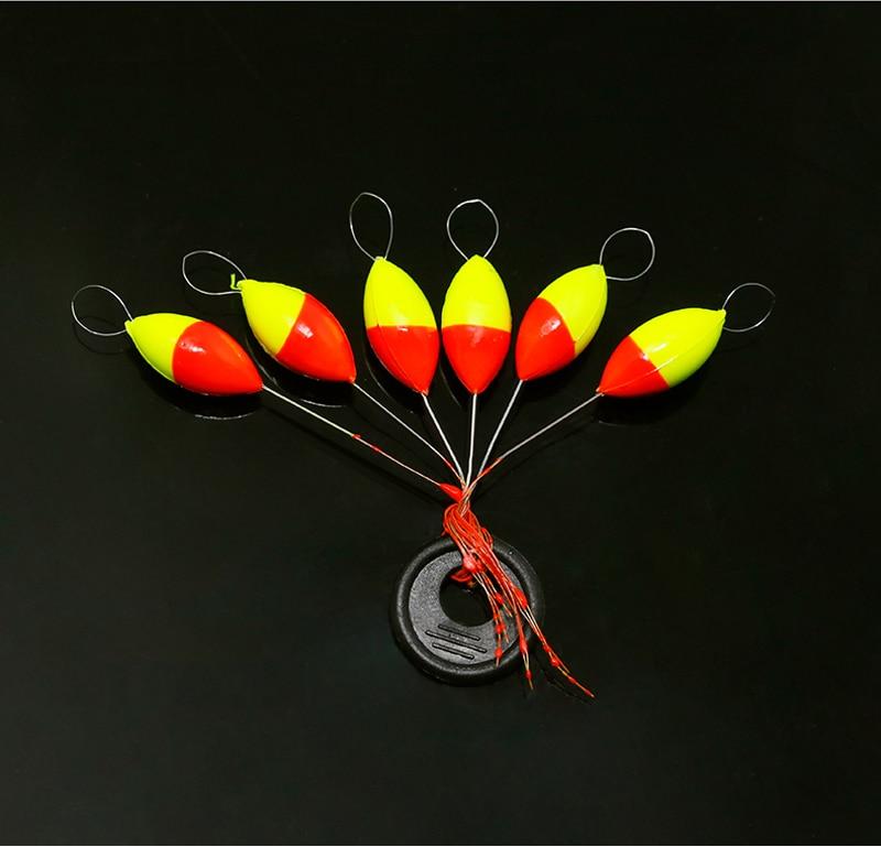 BRL mixedcolored fishing buoys