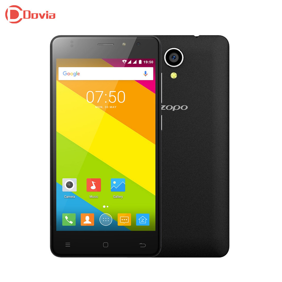 Zopo Hero C2 Android 6 0 5 0 inch 3G Smartphone MTK6580 Quad 1 3GHz 1GB