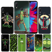 Rick and Morty Pickle Rick Silicone Case Cover for Xiaomi Mi