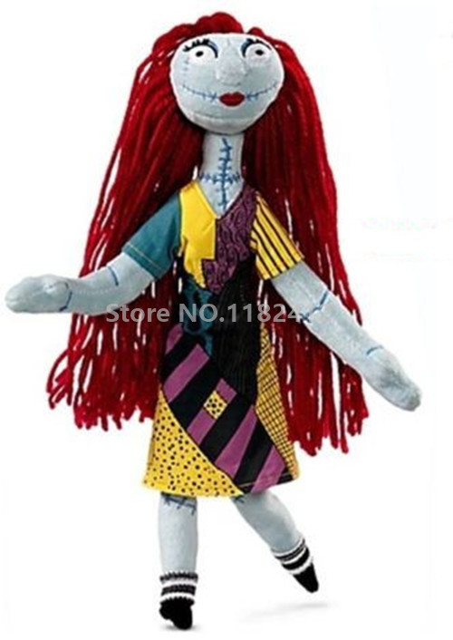 Nightmare Before Christmas Sally Plush Doll 30cm 12'' Girls Toys ...
