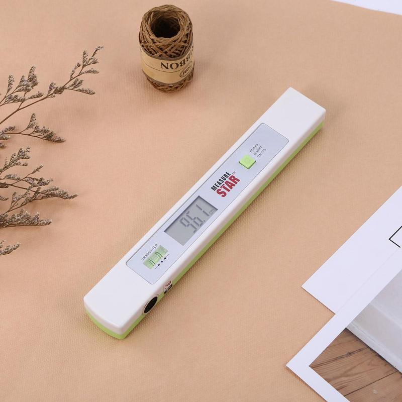 Линейка для измерения высоты, прецизионный измеритель высоты, Электронный ультразвуковой измерительный инструмент, измерительная линейка для быстрой высоты