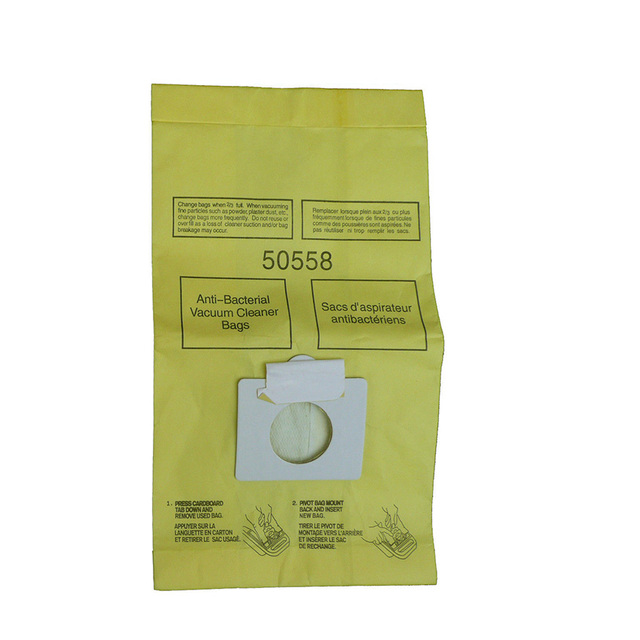 Type C Fit Kenmore 50558 Sears Canister Vacuum Cleaner Bags Model 20 50557